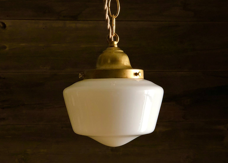 Schoolhouse 7 Lamp
