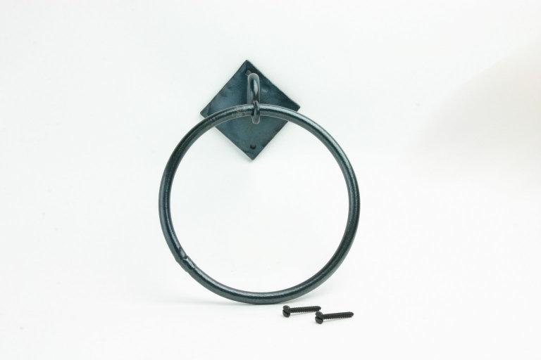 Towel Ring Diamond