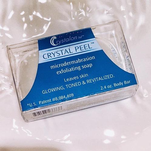 Crystal Peel Microdermabrasion Soap