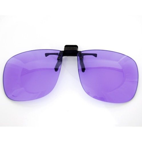 ACE 202 Plastic Clip On Flip Up Protective Eye Glasses
