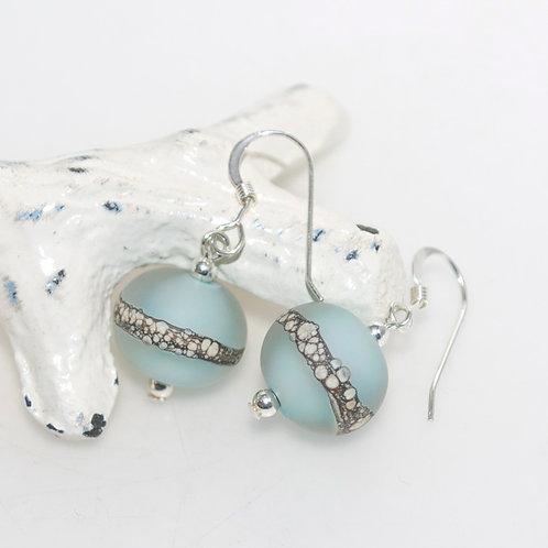 Satin Beach Earrings