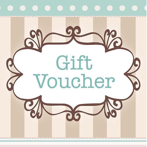 $20 Genschi Gift Voucher