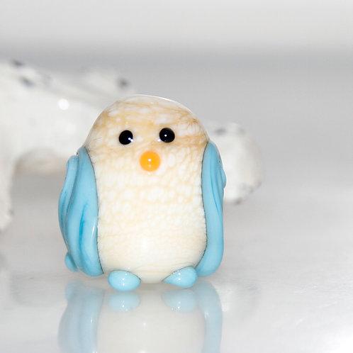 Little Birdie Handmade Lampwork Glass Bead