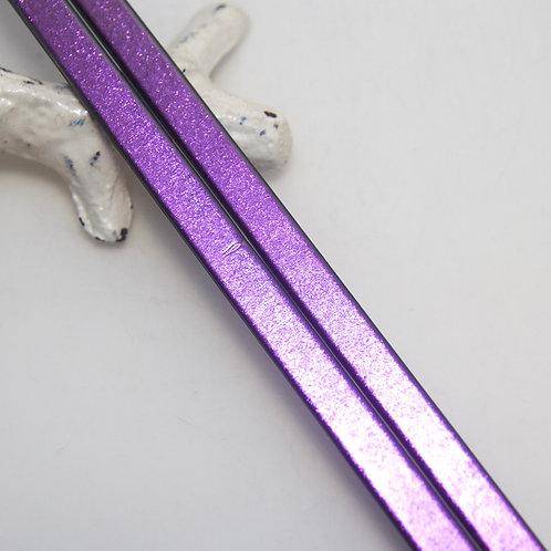 104COE Purple on Black Glass Strip