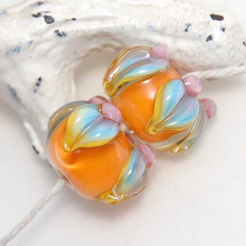 australian Lampwork beads