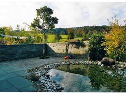 Gartengestaltung, Teich