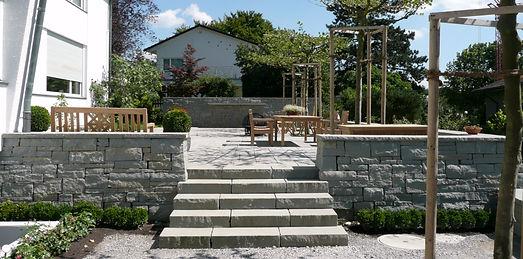 Gartengestaltung und Gartenplanung vom Gärtner mit Ideen