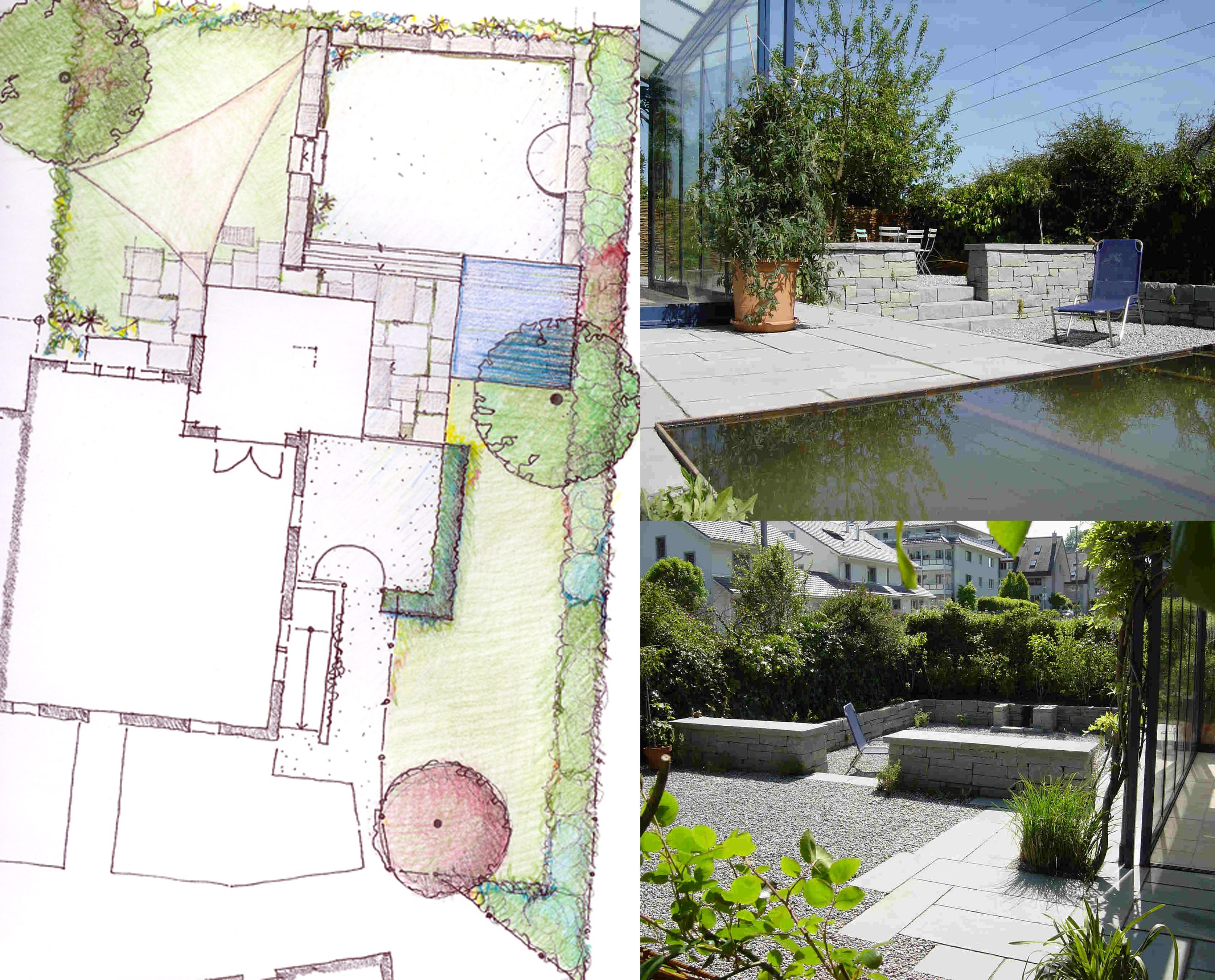 Gartenplanung und Gartengestaltung