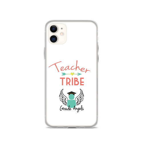 Teacher Tribe iPhone Case