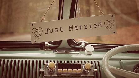wedding campervan