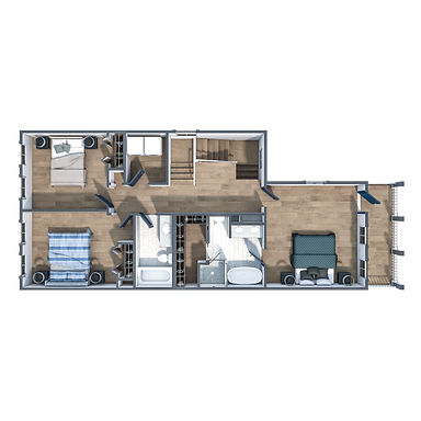 Floor plan - Plan D - Second Floor.jpg