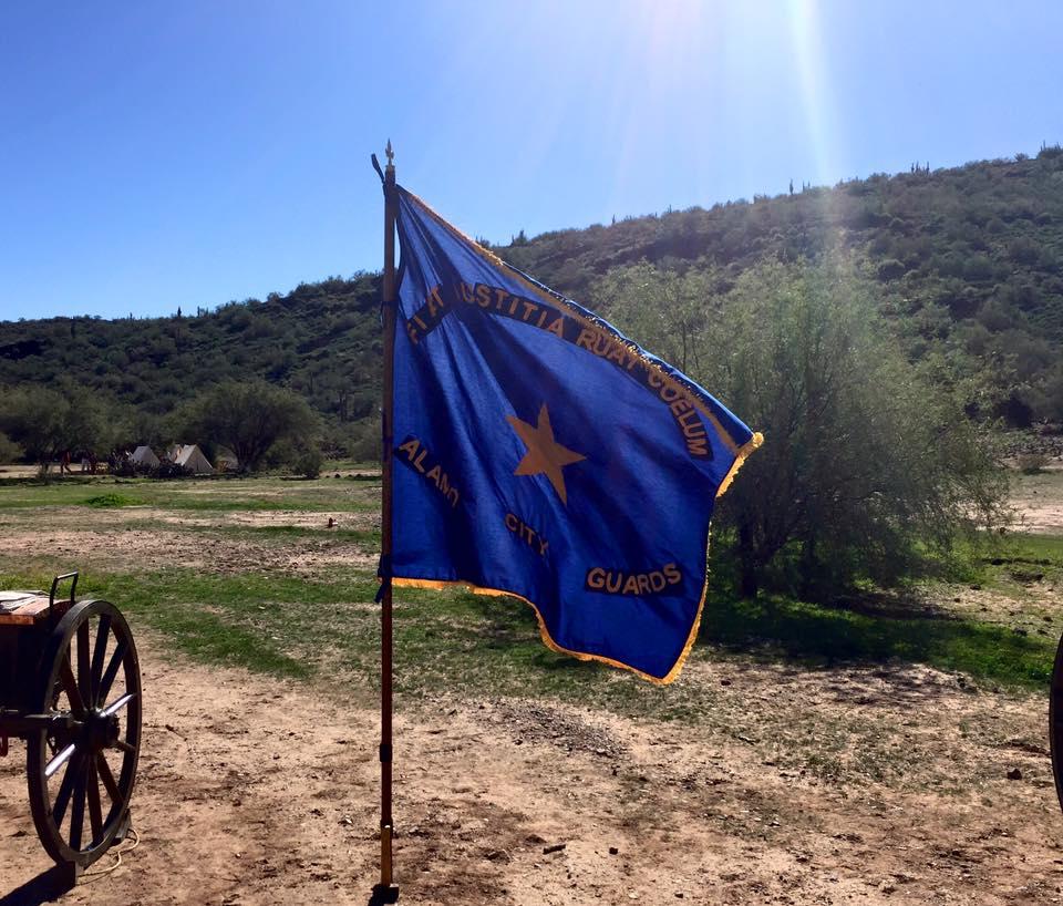 Battery Flag