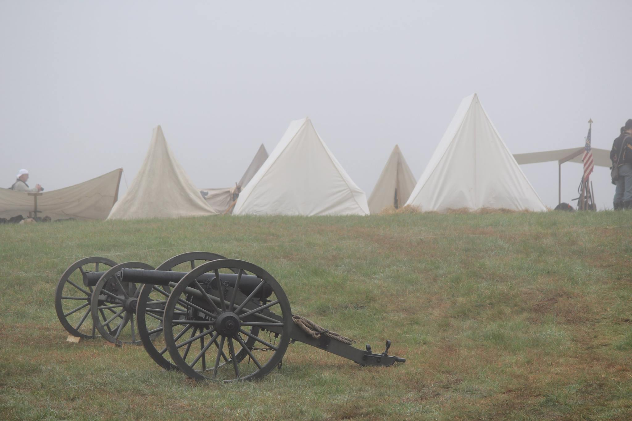 Artillery Camp