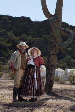 Mike and Lori