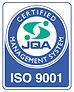 ISO9001 マーク