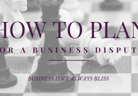 Business Isn't Always Bliss.