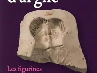 [Compétition livre 2021] - Témoins d'Argile, les figurines en terre cuite du centre de la Gaule