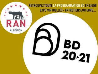 La programmation dans le cadre du Label #BD2020