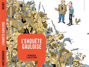 BD en compétition : L'enquête gauloise De Massilia à Jules César