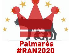 Et les lauréats #RAN2020 sont...