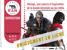 [Expo] Vikings, une source d'inspiration