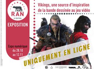 [Expo] Vikings, une source d'inspiration