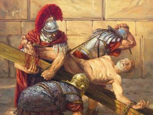 BD en compétition : Saint-Pierre une menace pour l'empire romain