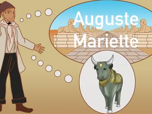 [RAN 2021] Film - Auguste Mariette, un super aventurier-égyptologue