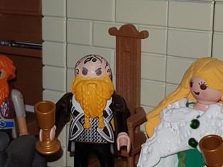[Bonus] Les dioramas vikings en Playmobil