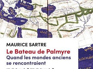[Compétition livre 2021] - Le Bateau de la Palmyre