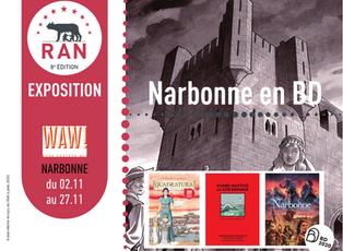[Expo] Narbonne en BD