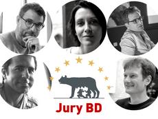 Le jury du Prix BD