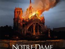[Compétition BD 2021] - Notre-Dame de Paris, La nuit du feu