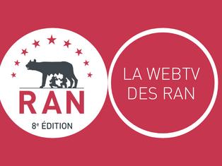 Programme de la WebTV des RAN
