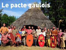 Film en compétition : Le pacte gaulois