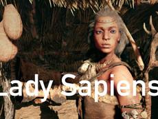 Focus Lady Sapiens