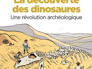 BD en compétition : La découverte des dinosaures Une révolution archéologique