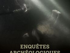 [Compétition livre 2021] - Enquêtes archéologiques, l'affaire Valerivs Procvlvs