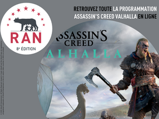 Page spéciale Assassin's creed Valhalla