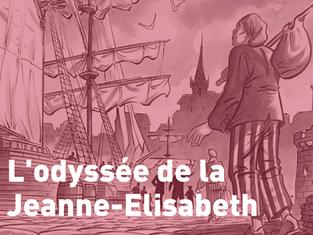 Soirée : L'Odyssée de la Jeanne-Elisabeth