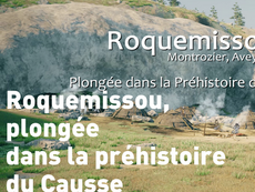 Film en compétition : Roquemissou - Plongée dans la Préhistoire du Causse