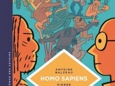 [Compétition BD 2021] - La petite Bédéthèque des savoirs, Tome 27, Homo sapiens