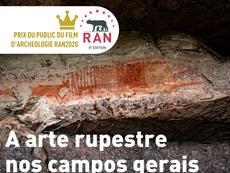 Film en compétition : L'art rupestre au Campos Gerais (Série : L'endroit avant moi)