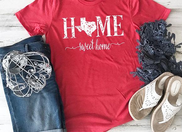 TX-HOME SWEET HOME