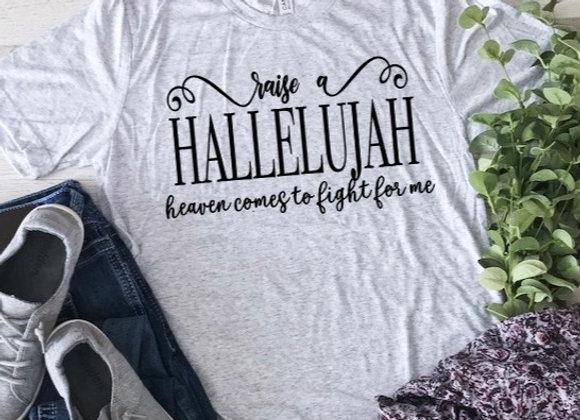 HALLELUJAH- HEAVEN