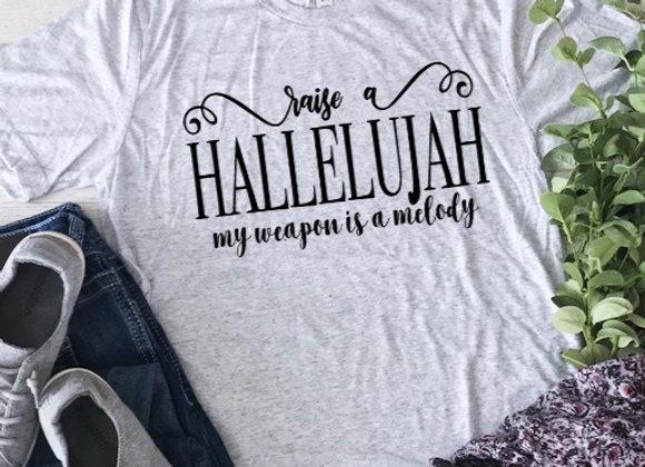 HALLELUJAH-MELODY