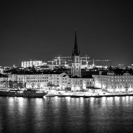 Svensk mästare i säkerhet: Bekanta som bor kvar i stan går inte ut efter 18:00