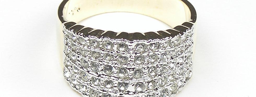 Swarovski Zircons Chanel Ring