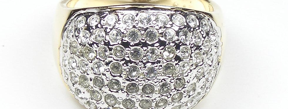 Gold Squarish Ring
