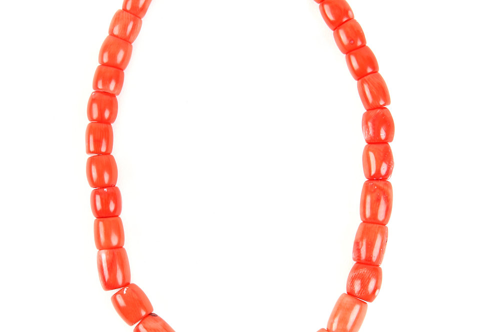 Anywhere Coral Necklace